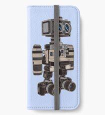 Camera Bot 6000 iPhone Wallet/Case/Skin