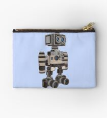 Camera Bot 6000 Studio Pouch