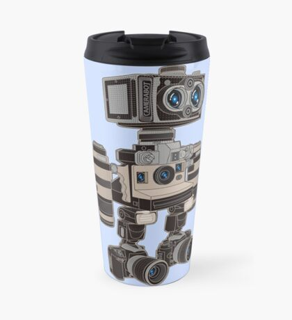 Camera Bot 6000 Travel Mug