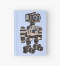 Camera Bot 6000 Hardcover Journal