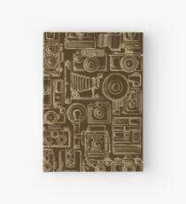 Paparazzi Beige Hardcover Journal