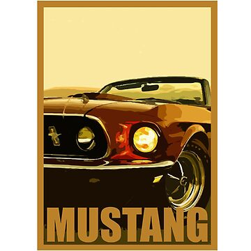 FORD MUSTANG by CUTOCARS
