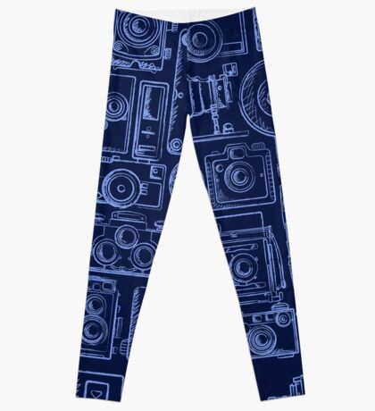 Paparazzi Blue Leggings
