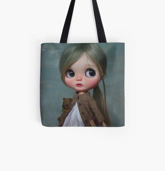 Anais All Over Print Tote Bag
