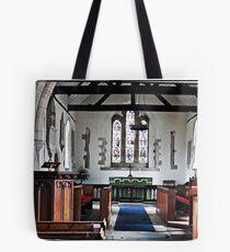 Yapton Church Tote Bag