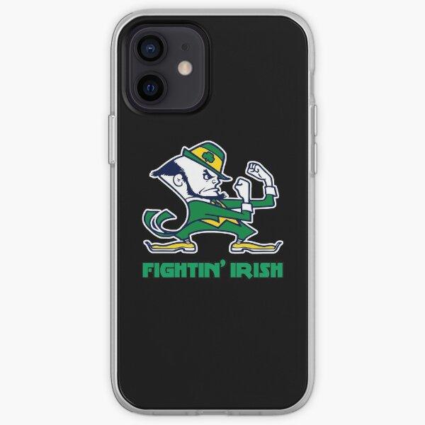 fighting irish ireland iPhone Soft Case