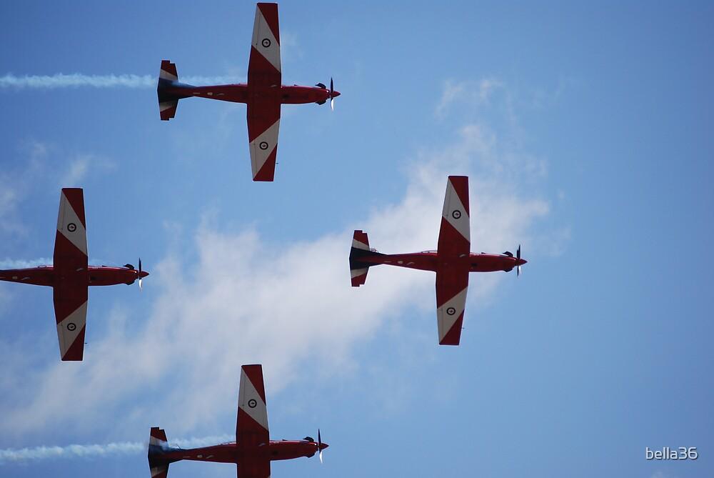 planes up close  by bella36