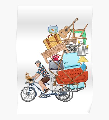 Life on the Move Poster