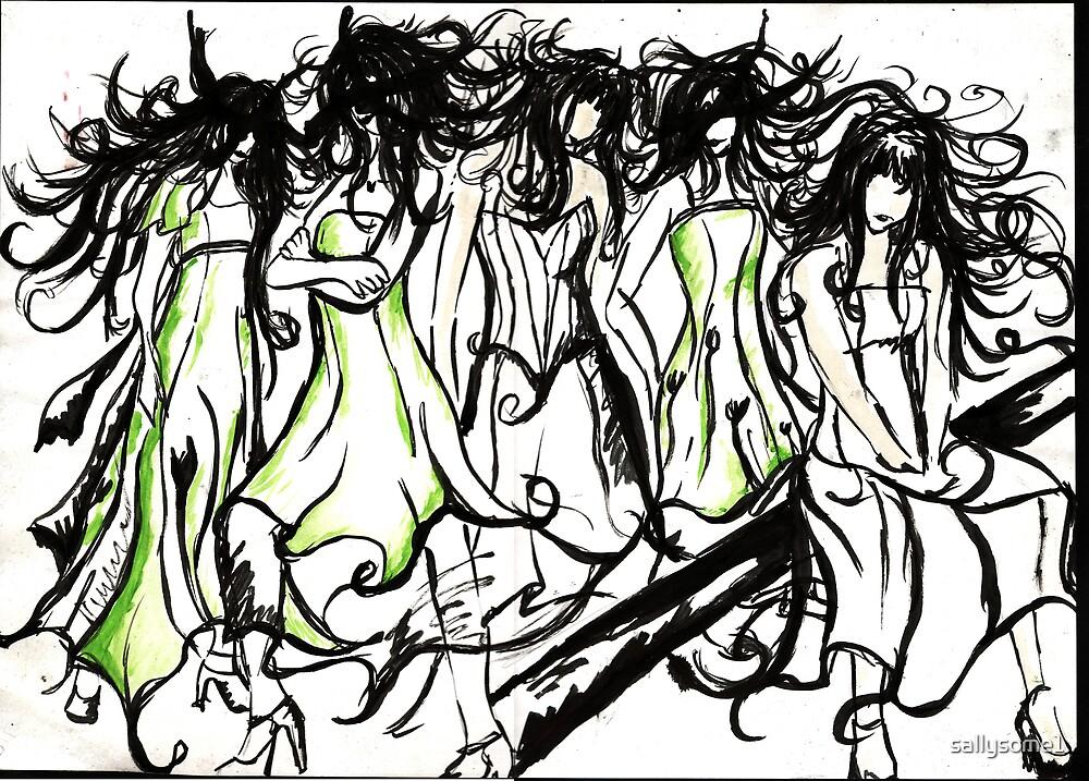 My Girls by sallysome1