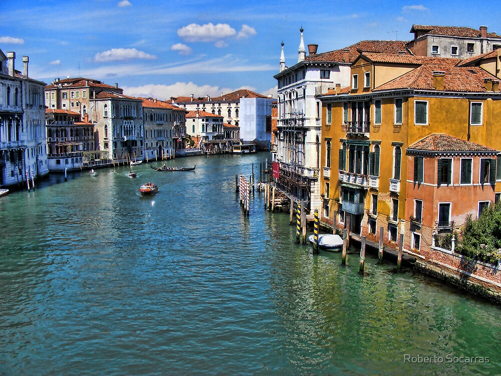 Venezia 01 by Roberto Socarras