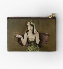 Victorian Circus Performer Studio Pouch