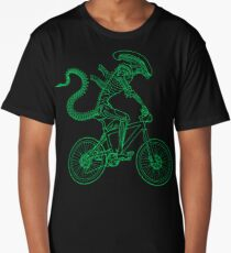 Alien Ride Long T-Shirt