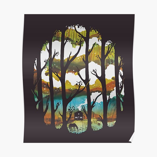 A Magical Place Poster