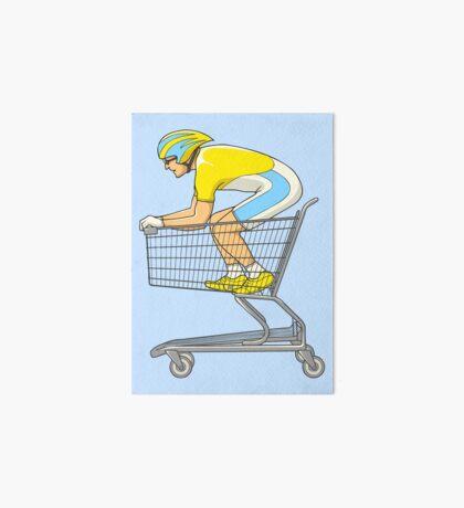 Retail Racer Art Board