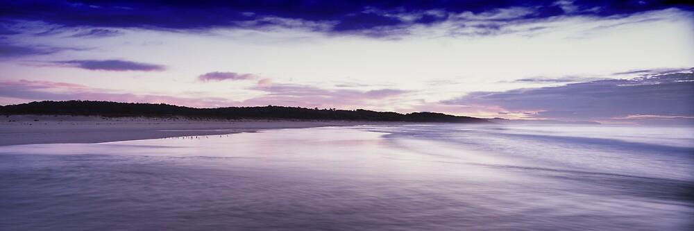 Burrill Beach, South Coast, New South Wales by Steve Fox