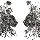 Beide LionHearts von Brandon Cooper