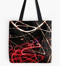 Light art 2 Tote Bag