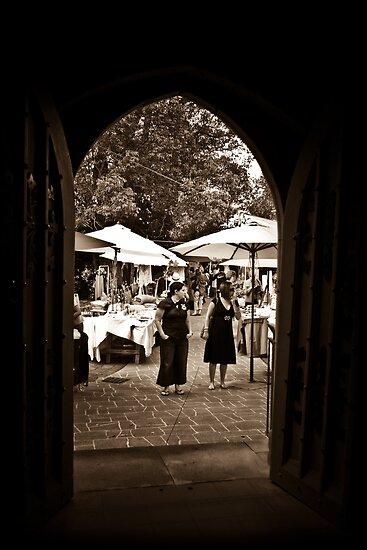 Balmain Markets by David Petranker