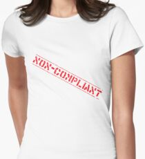 Non-Compliant Fitted T-Shirt