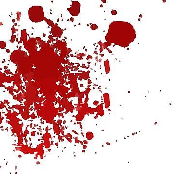 Blood by Zzart