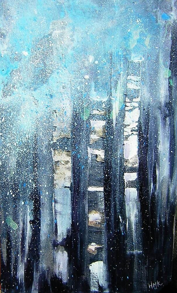 Winter Wood by kaminskyh