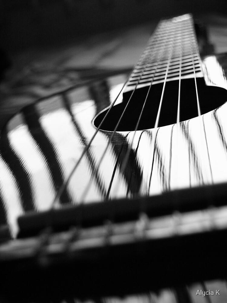 Guitar 2 by Alycia K