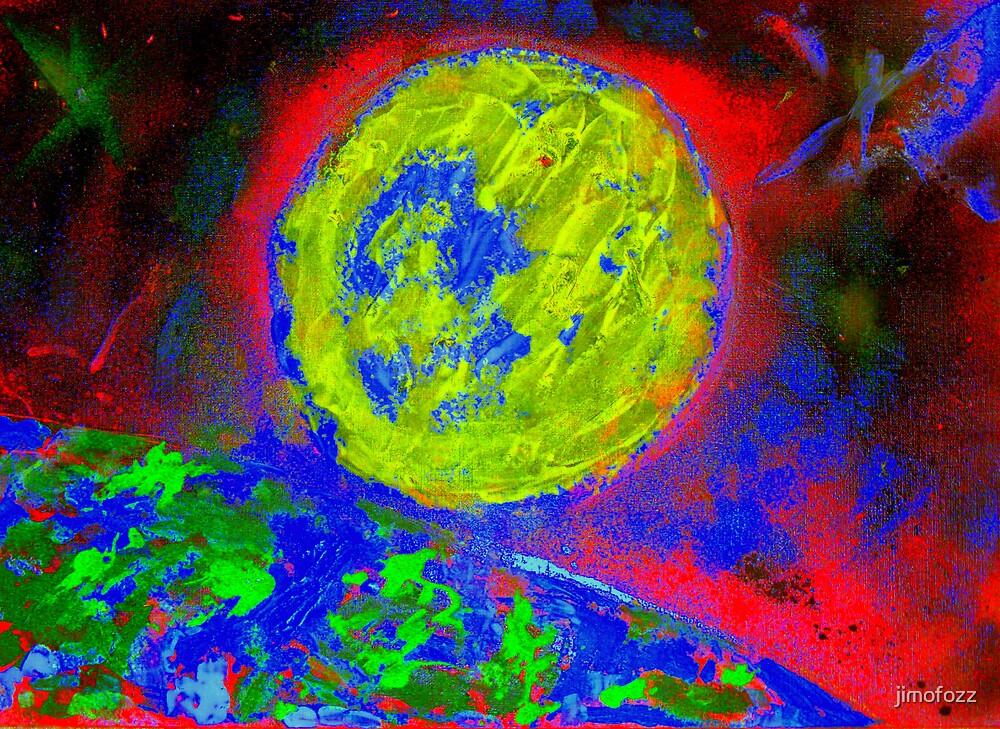 creation unfolds by jimofozz