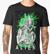 ALIEN Men's Premium T-Shirt