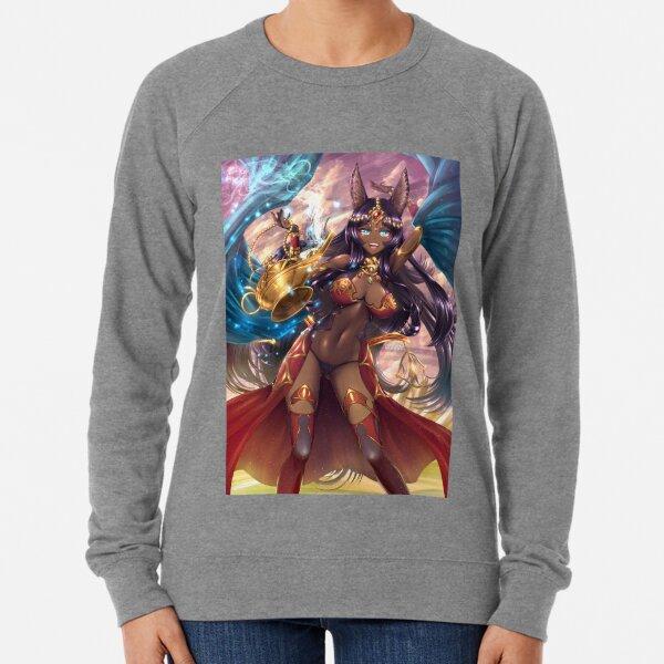 Queen Of Sheba Lightweight Sweatshirt