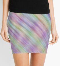 Rainbow Haze Mini Skirt