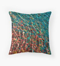 Rippled Throw Pillow