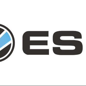 ESL Gaming Logo  by cm13mcgovern