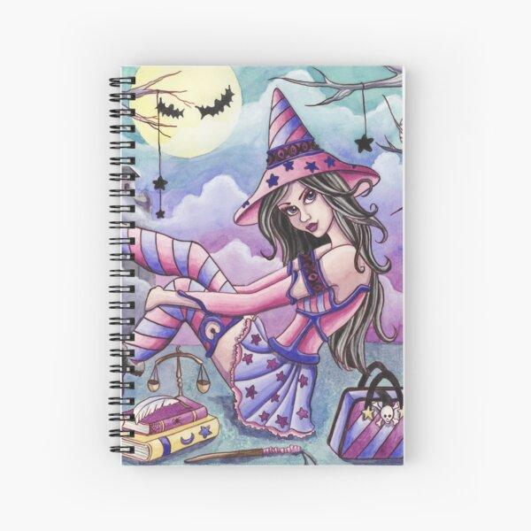 Aria Spiral Notebook