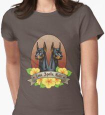 Zeus, Apollo, Kill! Women's Fitted T-Shirt