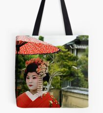 Meiko in Kyoto Tote Bag