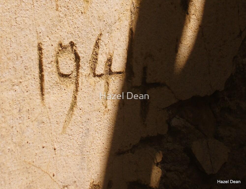 1944 by Hazel Dean