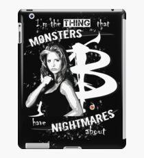 BUFFY: NIGHTMARES iPad Case/Skin