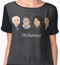 The Supremes Chiffon Top