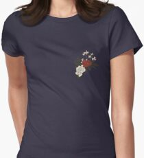 In My Blood Shawn Mendes Women's Fitted T-Shirt