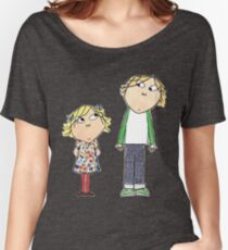Charlie & Lola Women's Relaxed Fit T-Shirt