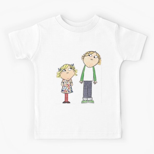 Charlie & Lola Kids T-Shirt