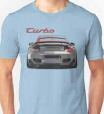 Porsche 997 Turbo Slim Fit T-Shirt