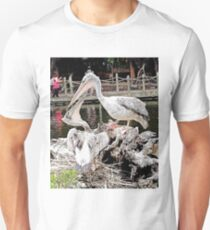 """""""How's The View?"""", Photo / Digital Painting Unisex T-Shirt"""