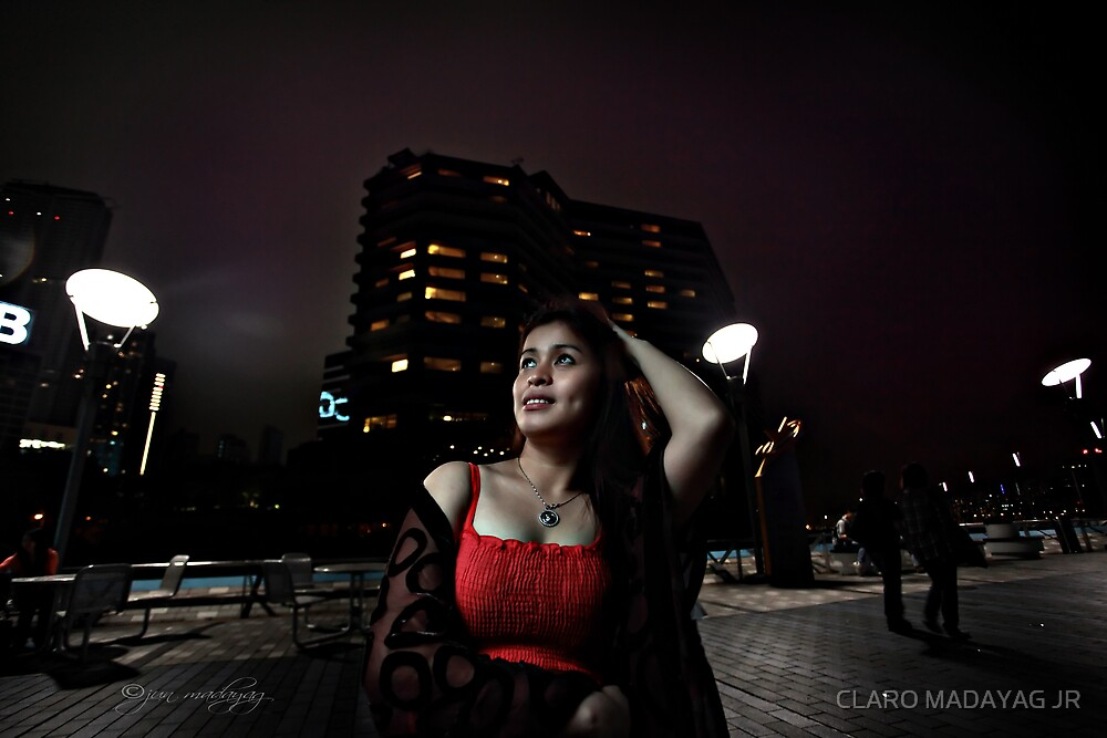 Exploring the light by CLARO MADAYAG JR