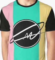 MARTY OFFICIAL MUSIC - pastel colour logo Graphic T-Shirt