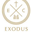 Exodus Seal - one color by exoduschurch