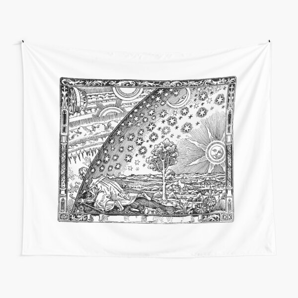 Flat Power Tapestry