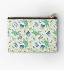 Bobby Hill Snacks Pattern - King of the Hill Pattern Studio Pouch