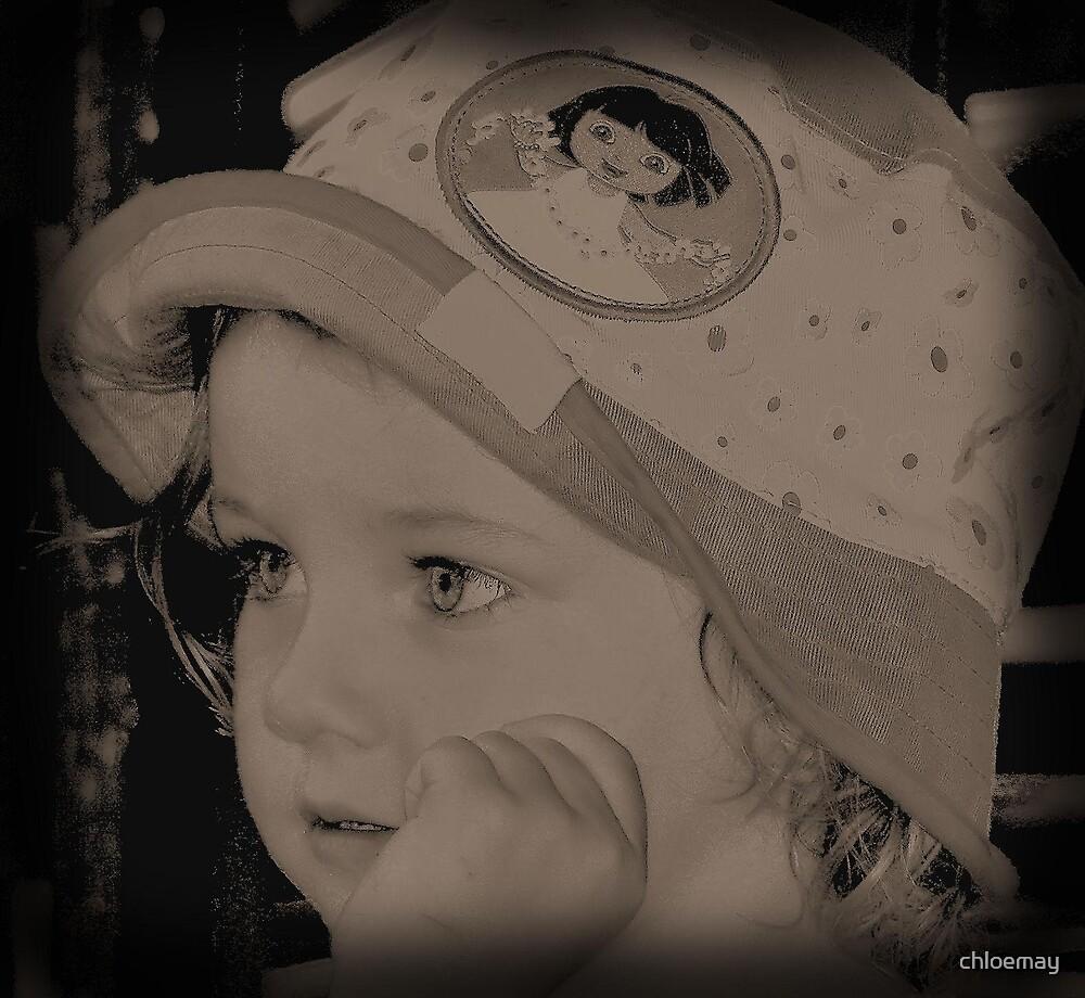 My Dora Hat by chloemay