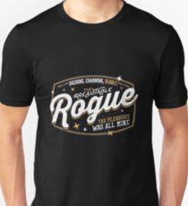 ROGUE D&D Class Unisex T-Shirt